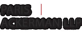 Paris Ackerman Logo